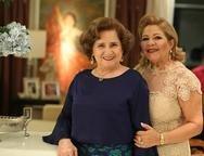 Auricélia Queirós e Marta Peixe