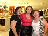 Josi, Elígia e Meire Alves