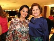 Francilene Alves e Auricélia Queirós
