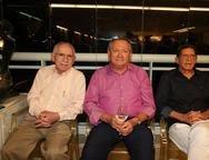 Ubiranir Alves, Edmilson Rodrigues e Hyder Carneiro