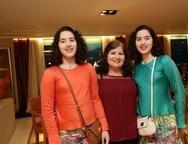 Ana Larissa, Ana Cristina e Ana Letícia