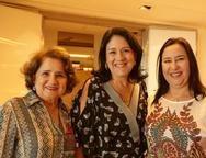 Auricélia Queirós, Rosilândia Lima e Telma Rodrigues