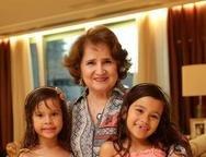 Auricélia, Maria Laura e Maria Helena