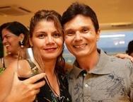 Estrela e Fabiola Lourinho