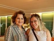 Auricelia Queirós e Elaine Melo