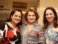 Francilene, Auricélia e Aline Alves