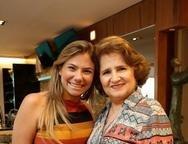 Vanessa e Auricélia Queirós