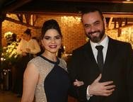 Juliana Moraes e Marcelo Rocha