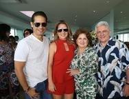 David Rodrigues, Patriciana, Auricélia e Deusmar Queirós