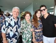 Deusmar, Auricélia Queirós, Ana Wilka e Bruno Lima