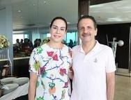 Cristine e Pedro Ari