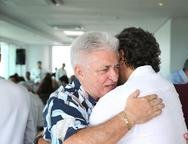 Deusmar Queirós e Aderaldo Silva