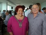 Eliane e Deib Otoch