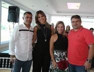 Geronimo e Sandra Bezerra, Vanessa e Mario Queiroz