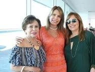 Tani Albuquerque, Maira Silva e Eveline Monteiro