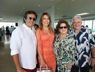 Aderaldo, Maira Silva e Deusmar Queirós
