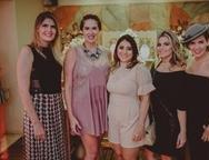 Karina Jalles, Amanda Viana, Natlia Teixeira, Lilianne Veloso e Jomara Cid