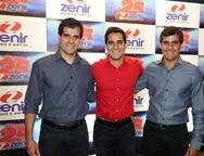 Alan, Emerson e Alex Oliveira