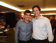 Alex Oliveira e Paulo Braga Filho