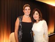 Carla Brugger e Ana Avelar