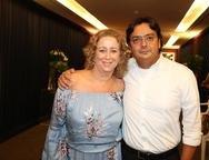 Valderize Silva e Cesar Lucena