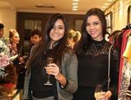 Clara Ivina e Poena Ribeiro