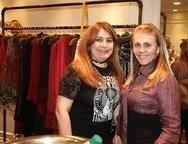 Rita Feitosa e Lucia Leiva