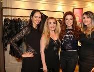 Romina Frota, Ilma Braga, Ana Cristina Pinto e Maeli Fernandes