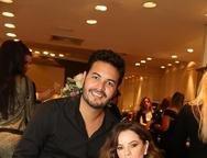 Vinicius Machado e Paulinha Sampaio
