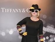 Fernanda Young usa joias Tiffany