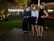 Fernanda Young, Isabella Santoni e Luciana Tranchesi todas de joias Tiffany