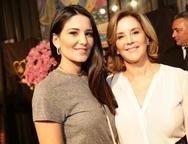 Aline Pinho e Fernanda Matoso