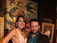 Ana Carolina  Fontenelle e Roberto
