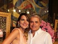 Ana Carolina e Ivan Filho