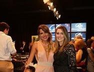 Ana Carolina Fontenele e Tatiana Feitosa
