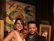 Ana Carolina Fontenelle  e Roberto Alves