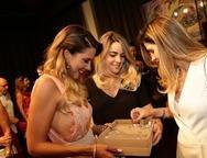 Ana Carolina, Jamille e Mariana