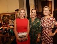 Ana Pinto, Berna Gurgel e Mônica Miranda