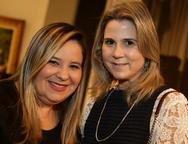 Ana Paula e Camile Cidrão