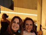 Ana Lucia Montenegro e Lisa Gurgel