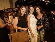 Carla, Liliana e Giana Studart