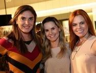 Cíntia Holanda, Adriana Praxedes e Ana Alice