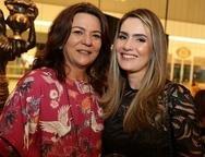 Guiomar e Tatiana  Feitosa