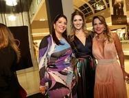 Elisa Oliveira, Rebeca Bastos e Ana Carolina Fontenelle