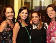 Giana Mota, Maria Lúcia, Inês Mesquita, Guiomar Feitosa
