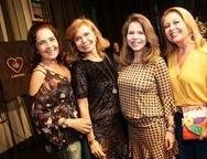 Giana Studart, Eveline Freitas, Raquel Teixeira e Inês Cals