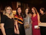 Jamile Cruz Cide Holanda, Aline Pinho, Carla Beyde e Lorena Gomes