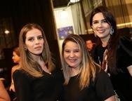 Isabel Brasil, Ana Paula e Priscila Fontenelle