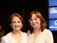 Lenita Negrão e Lucia Wolff