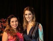Marcia Travessoni e Rebeca Bastos